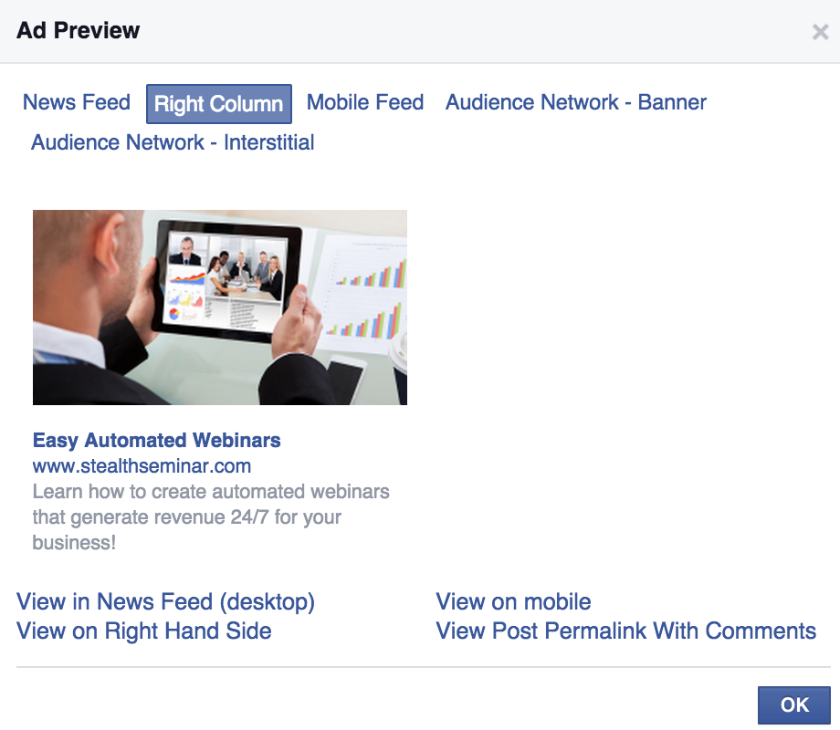 How to Boost Your Webinar Registrations with Facebook Ads