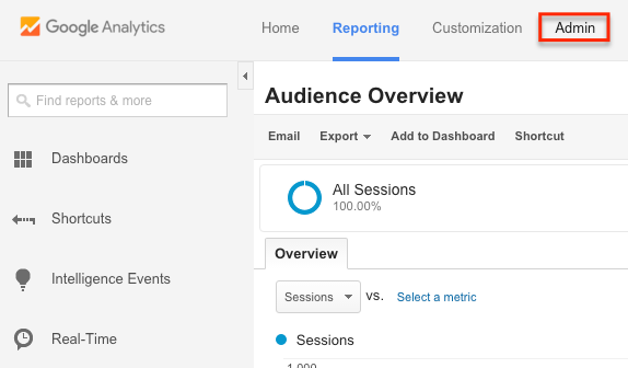 google-analytics-goal-setup-step-1