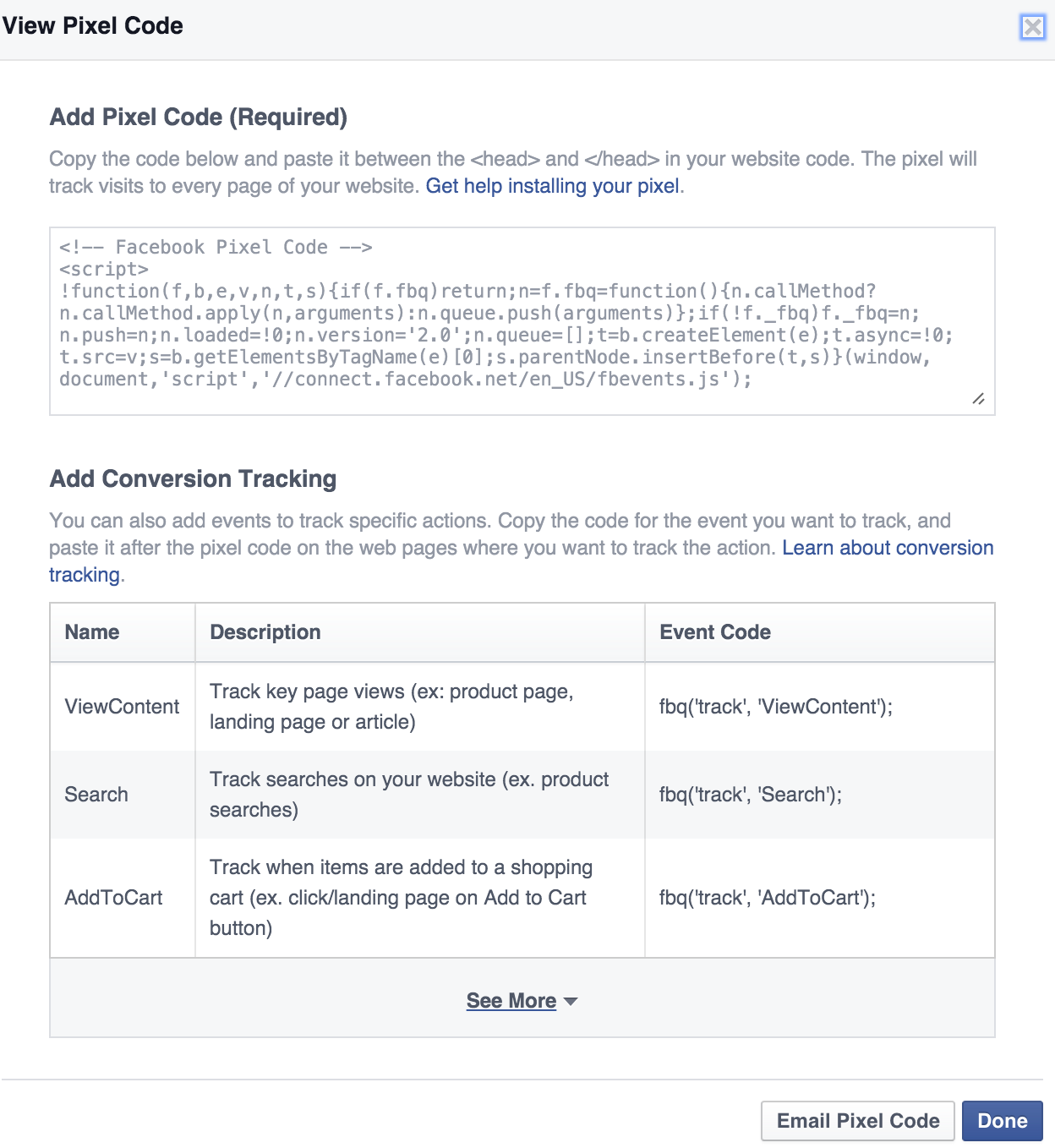 Facebook Pixels: A Guide for Remarketing and Conversion